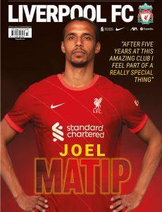 Liverpool FC Magazine – October 2021