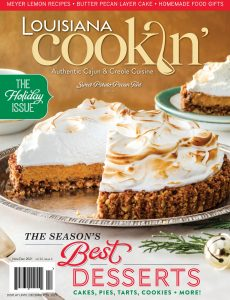 Louisiana Cookin' – November-December 2021
