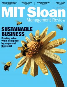 MIT Sloan Management Review – Fall 2021