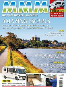 MMM – The Motorhomers' Magazine – October 2021