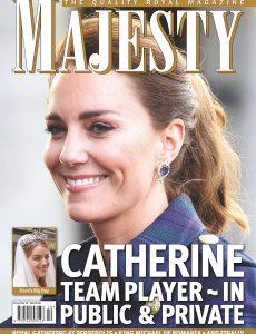 Majesty Magazine – October 2021
