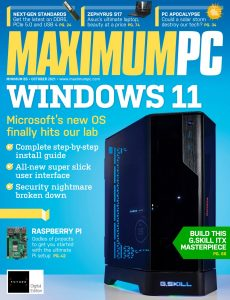 Maximum PC – October 2021
