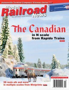 Model Railroad News – November 2021