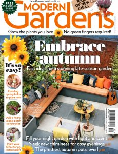 Modern Gardens – October 2021