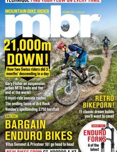 Mountain Bike Rider – October 2021