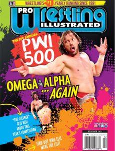 Pro Wrestling Illustrated – December 2021