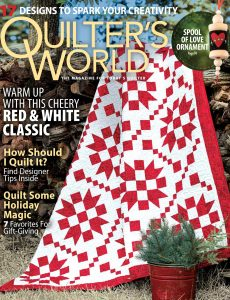 Quilter's World – Winter 2021