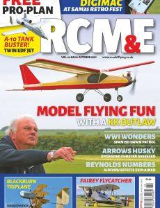 RCM&E – October 2021
