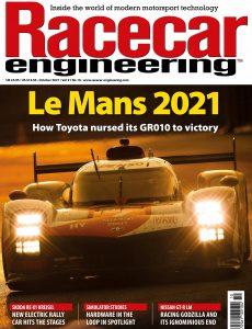 Racecar Engineering – October 2021