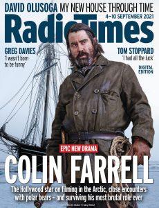 Radio Times – 04 September 2021