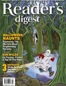 Reader's Digest UK – October 2021