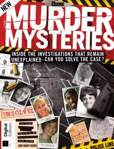 Real Crime Murder Mysteries – 3rd Edition, 2021