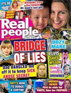 Real People – 30 September 2021