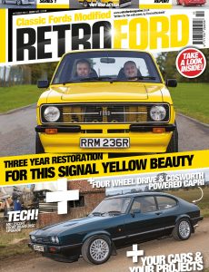 Retro Ford – Issue 187 – October 2021
