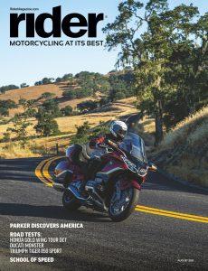 Rider Magazine – August 2021