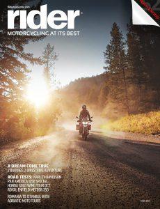Rider Magazine – June 2021