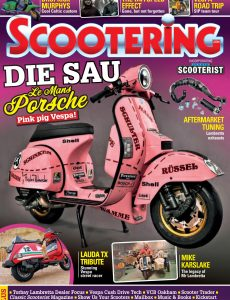 Scootering – October 2021
