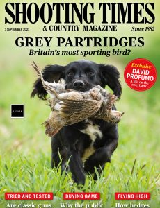Shooting Times & Country – 01 September 2021