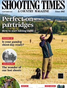 Shooting Times & Country – 08 September 2021