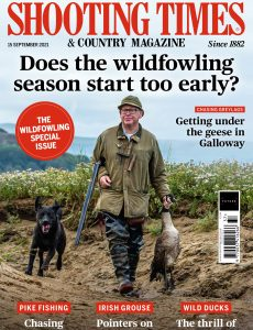 Shooting Times & Country – 15 September 2021