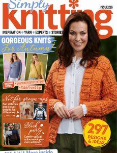 Simply Knitting – November 2021