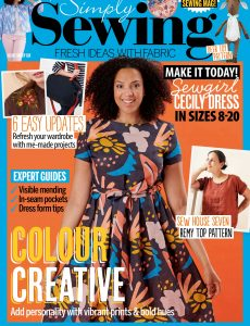 Simply Sewing – Issue 86 – September 2021