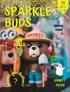 Sparkle Buds Kids Magazine (Ages 7-10) – October 2021