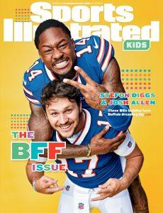 Sports Illustrated Kids – September-October 2021