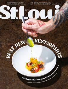 St  Louis Magazine – October 2021