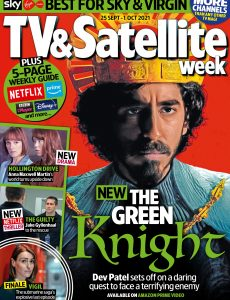 TV & Satellite Week – 25 September 2021