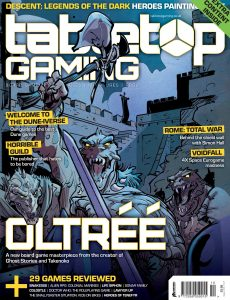 Tabletop Gaming – Issue 59 – October 2021