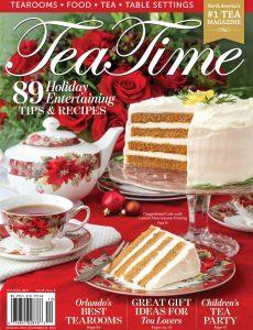 TeaTime – November-December 2021
