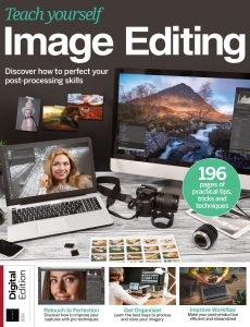 Teach Yourself Image Editing – Second Edition 2021
