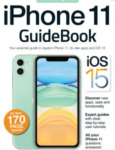 The Complete iPhone 11 GuideBook – 2021