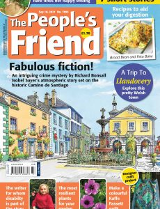 The People's Friend – September 18, 2021