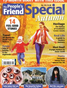 The People's Friend Special – September 29, 2021