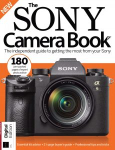 The Sony Camera Book – 3rd Edition, 2021