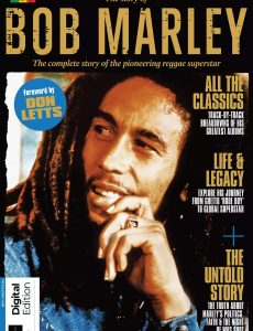 The Story of. Bob Marley – First Edition, 2021