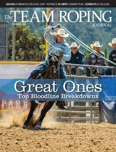 The Team Roping Journal – October 2021