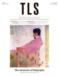 The Times Literary Supplement – 10 September 2021