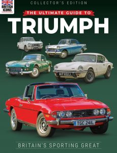 The Ultimate guide To Triumph – Issue 04, 2021