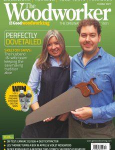 The Woodworker & Woodturner – October 2021