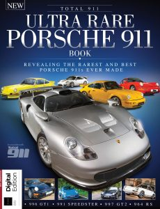 Total 911 Ultra Rare Porsche 911 Book – 4th Edition 2021