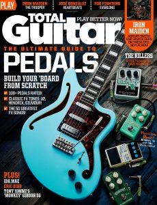 Total Guitar – October 2021