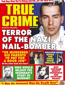 True Crime – October 2021
