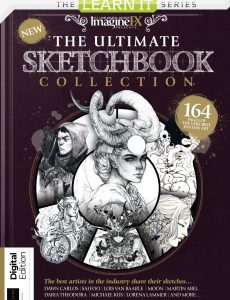 Ultimate Sketchbook Collection – Third Edition, 2021