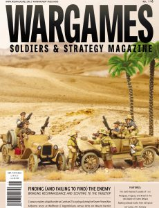 Wargames, Soldiers & Strategy – September-October 2021
