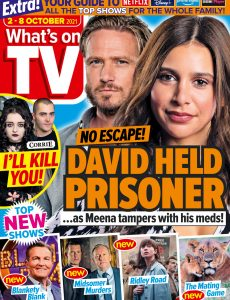 What's on TV – 02 October 2021