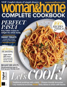 Woman&Home Complete Cookbook – First Edition, 2021