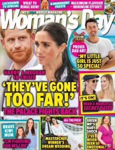 Woman's Day New Zealand – September 16, 2021